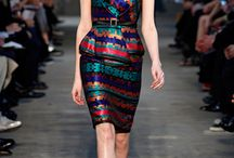 New York, London, Milan, Paris / fashion weeks / by Whitney Starks