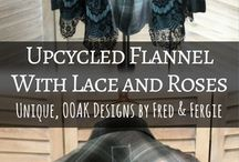 Clothes upcycled