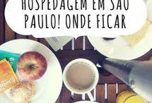SÃO PAULO - DICAS, ROTEIROS