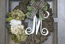 Wreaths / by Brooke Ellis