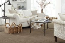 Point Pleasant / Diamond cut and loop carpet design