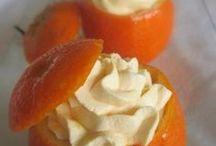 mousse di mandarino