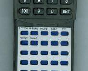 Accessories & Supplies - Remote Controls / by Natalie Appelbee