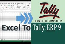 Convert Easily Excel data to Tally ERP 9