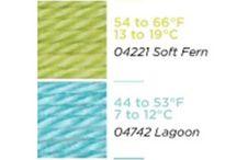 Crochet Temperature Afghan