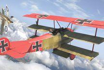 Aviones Alemánes I ww