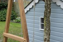 Guest shed playhouse