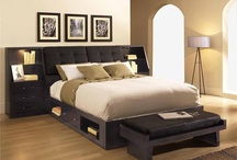 Bedroom ideas / by Shannon Smith