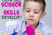 Jellytots scissor skills