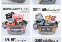 Gift Ideas on a Budget / Gift ideas on a budget - birthday's, teacher gifts, Mother's day, Father's Day, Christmas - this is a collection of ideas that are affordable!  Craft and DIY ideas that are simple, cool and thoughtful.
