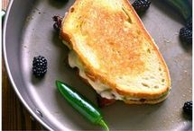 Grilled Cheese & Jam