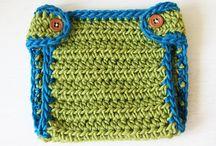 Crochet - Baby Accessories