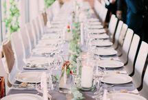 our wedding decoration / sala, wystrój - restauracja Dobra Truskawka