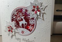 Cards tattered lace