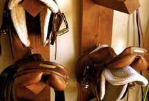 saddle storage