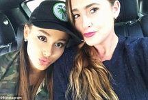 Ariana grande and alexa luria