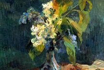 Gauguin Paul / Malarstwo