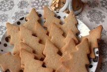 Pâtisseries Noël