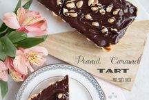 Pies and tarts / Sweet pie and tart recipes