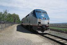 Summer Train trip