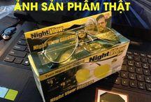 Kính Nhìn Xuyên Đêm / Kính nhìn xuyên đêm sử dụng công nghệ Night Coated độc quyền của USA, một giải pháp bảo vệ mắt hữu hiệu vào ban đêm.
