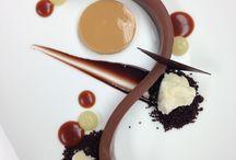 Modern desserts design