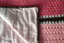 Knitted or Crochet Afghans and Baby Blanckets / Precious crochet and knitting styles to keep your family warm / by learn how to knit a scarf