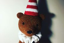 my crochettoys