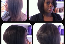 European/ black hairstyles / New hairstyles from europe! Blackhair europeanhair