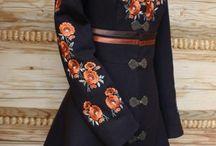 Folk art outfits