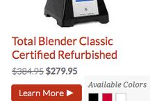 Recommended Blenders / by BlenderBabes