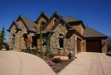 Peacock Villa - South Jordan / When Lane Myers Construction entered this home into the Salt Lake Parade of Homes, we couldn't foresee the massive success we would have. This custom built masterpiece took home every award in its category- and includes and Egyptian themed theater room, which at the time of construction, was one-of-a-kind.