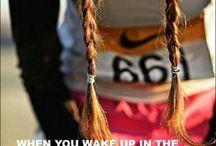 running / by Kristin Railton