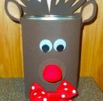 Tin can craft for kids / This page has a lot of tin,coffee can craft for kids,parents and teachers.