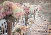 Celebrations -- Tablescapes / Some of beautiful table scapes to inspire your next soiree