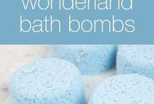 Bath bombs recipes