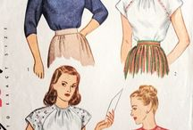 1940 blouse