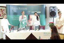 Seminarium z Corinną Kuffner kwiecień 2014r. / W dniach 17-18 lutego w Warszawie odbyło się dwudniowe seminarium nt. Możliwości i zastosowanie pigmentacji medycznej w makijażu permanentnym. Gościem specjalnym seminarium była Corinna Kuffner, dyrektor zarządzająca i współwłaściciel marki Long-Time-Liner. Na Seminarium przyjechała również Manuela Mang oraz Karolina Hoffman. W seminarium wzięło udział prawie 100 linergistek z całej Polski.