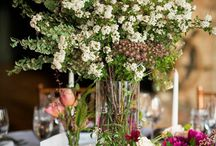 Reception - Centrepieces