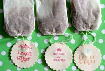 Tea Bag Ideas!