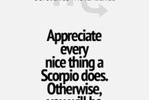 Scorpio / by Kim Large