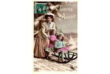 Cartões postais antigos