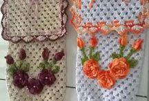 Cozinha em crochet