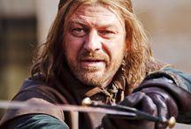 Eddard (Ned) Stark//CH