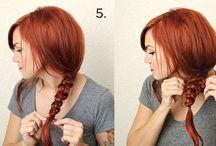Hiukset - Hair