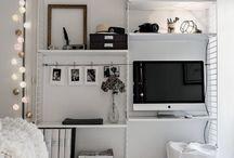 værelse teenage