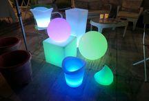 lampade a led per esterno / lampade a led per esterno con batterie al litio