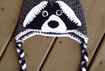 Crochet gorros / Artesanato