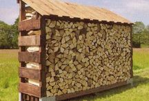 Projekty se dřevem