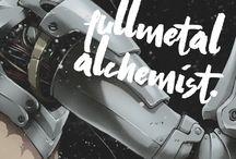 Fullmetal Alchemist (more like edward elric)